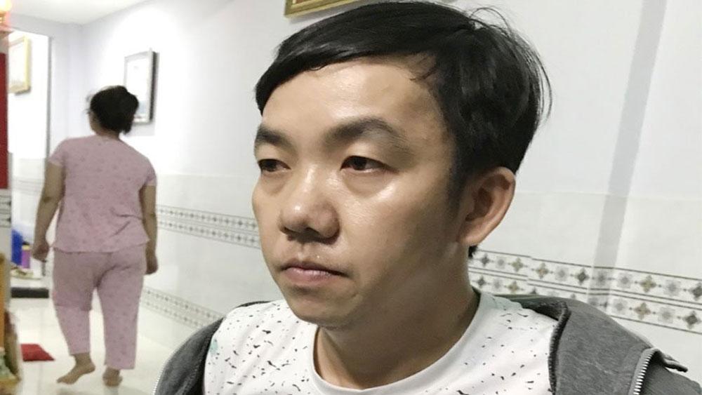 Nghi phạm dùng súng cướp ngân hàng ở Tiền Giang đã tử vong